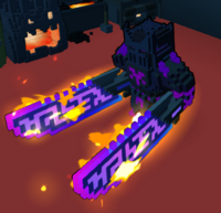 Radiant Effect Flames