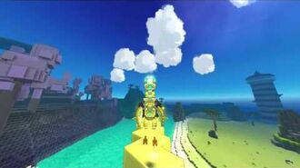 Trove - Ganda The Sky Shepherd - Bird of Paradise Mount