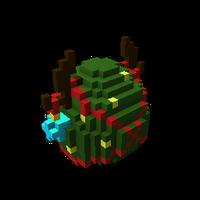 Dormant Joyous Dragon Egg