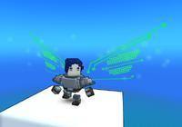 Neon Nightsky wings