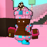 Cupcake Caliph ingame