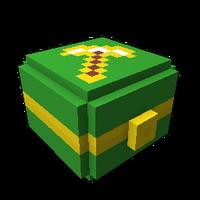 Delving Stone Box