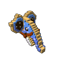 Blue Cookiephant