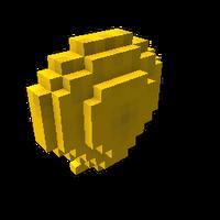 Golden Seashell
