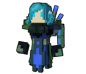 Ui skin icemage blackice