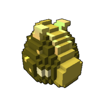 Golden Worldspring Dragon Egg
