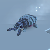 Ice Beetle ingame