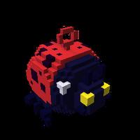 Bouncy Ladybug