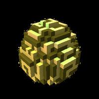 Golden Infineon Dragon Egg