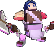trove classes candy barbarian