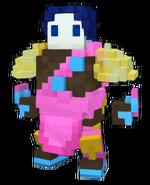 Candy Barbarian Transformation 2