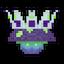 Enemy Dark Mushroom King
