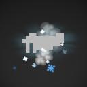 Weapon aura pistol ice 01.pkfx