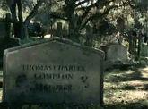 Thomas Compton grave