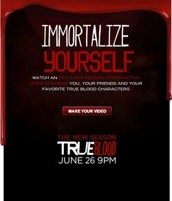 Immortalize Yourself