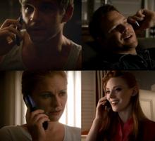 Wedding phone calls
