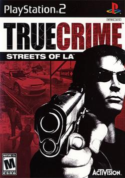 True Crime - Streets of LA Coverart