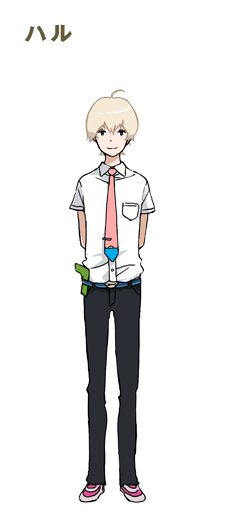 Haru | Tsuritama Wiki | Fandom powered by Wikia