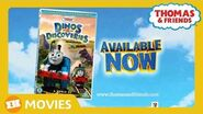 Dinos and Discoveries - UK Trailer
