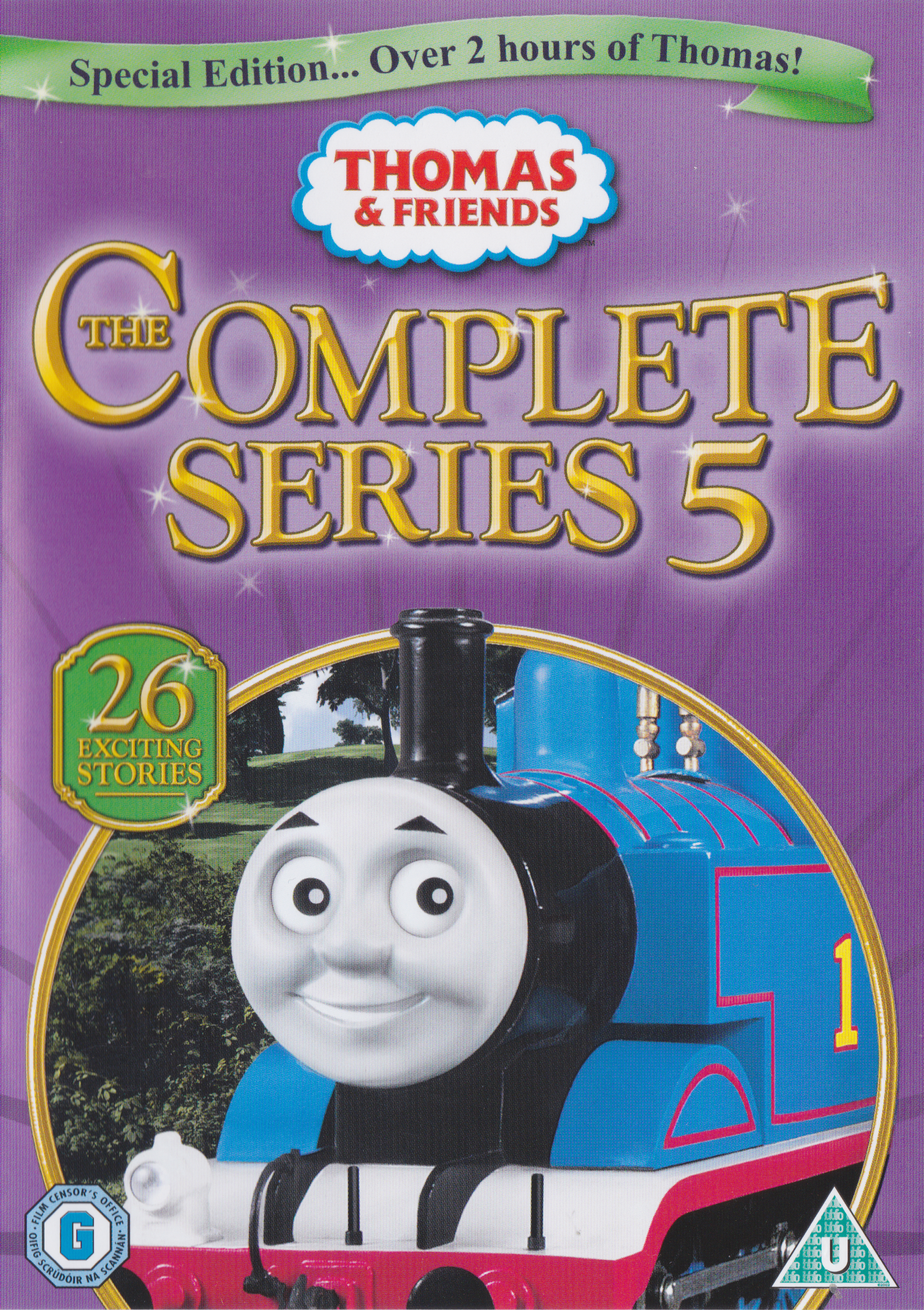 the complete fifth series thomas the tank engine wikia. Black Bedroom Furniture Sets. Home Design Ideas