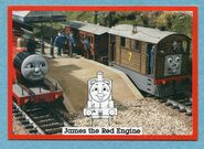 JamestheRedEnginepostcard