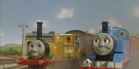 Thomas and Stepney