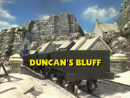 Duncan'sBluffUStitlecard