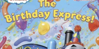 The Birthday Express!