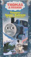 Thomas'SnowySurpriseandOtherAdventuresVHS