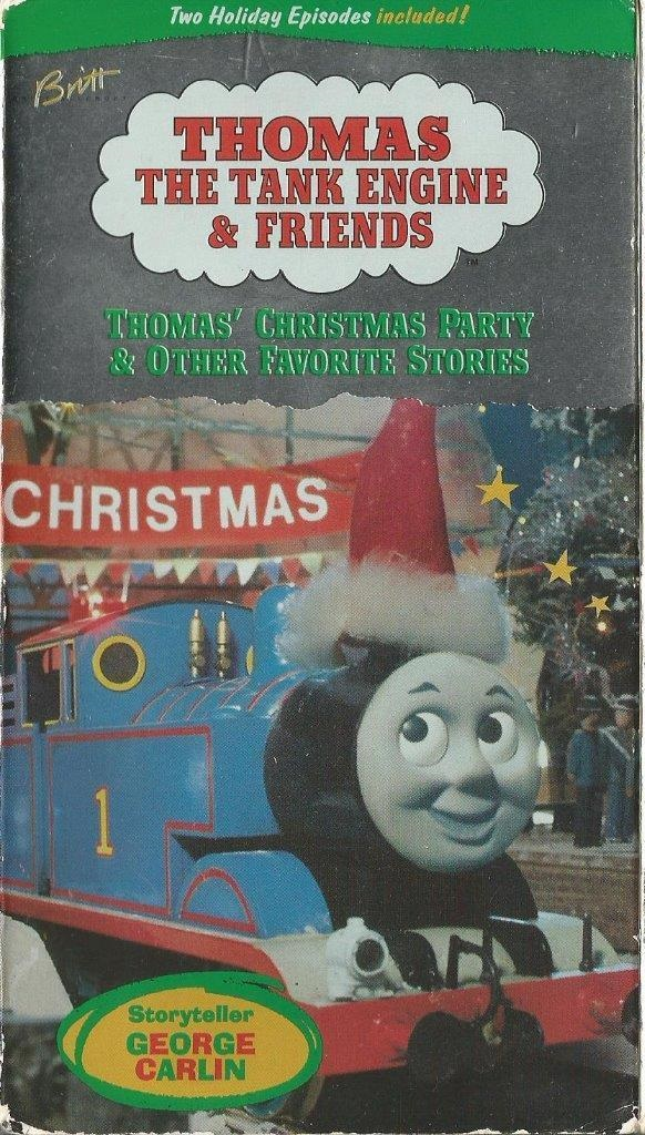 Thomas' Christmas Party and Other Favorite Stories | Thomas the ...