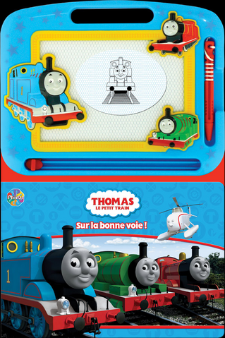 File:RightonTrack!Frenchcover.png