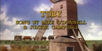 Toby (song)