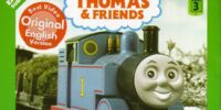 Thomas, Terence and the Snow and Other Adventures (Malaysian DVD)