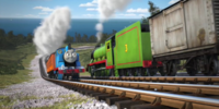 Welcome to the Island of Sodor Logan!