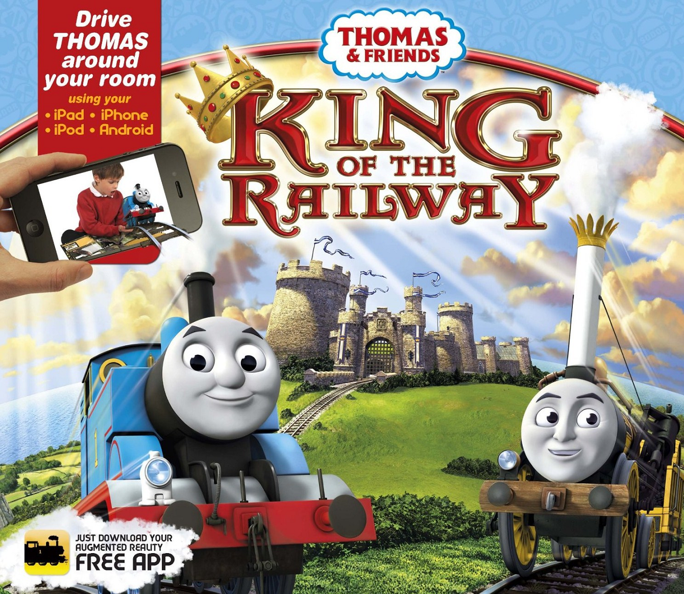 King of the Railway (UK book) | Thomas the Tank Engine ...