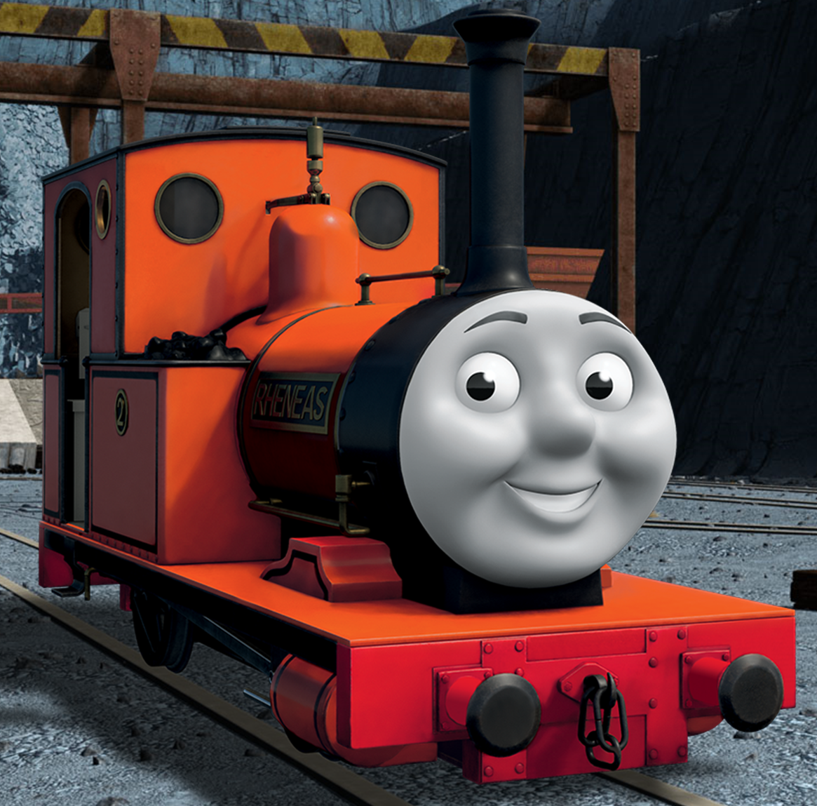 rheneas thomas the tank engine wikia fandom powered by