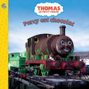 Percy'sChocolateCrunchandotherThomastheTankEngineStoriesFrench