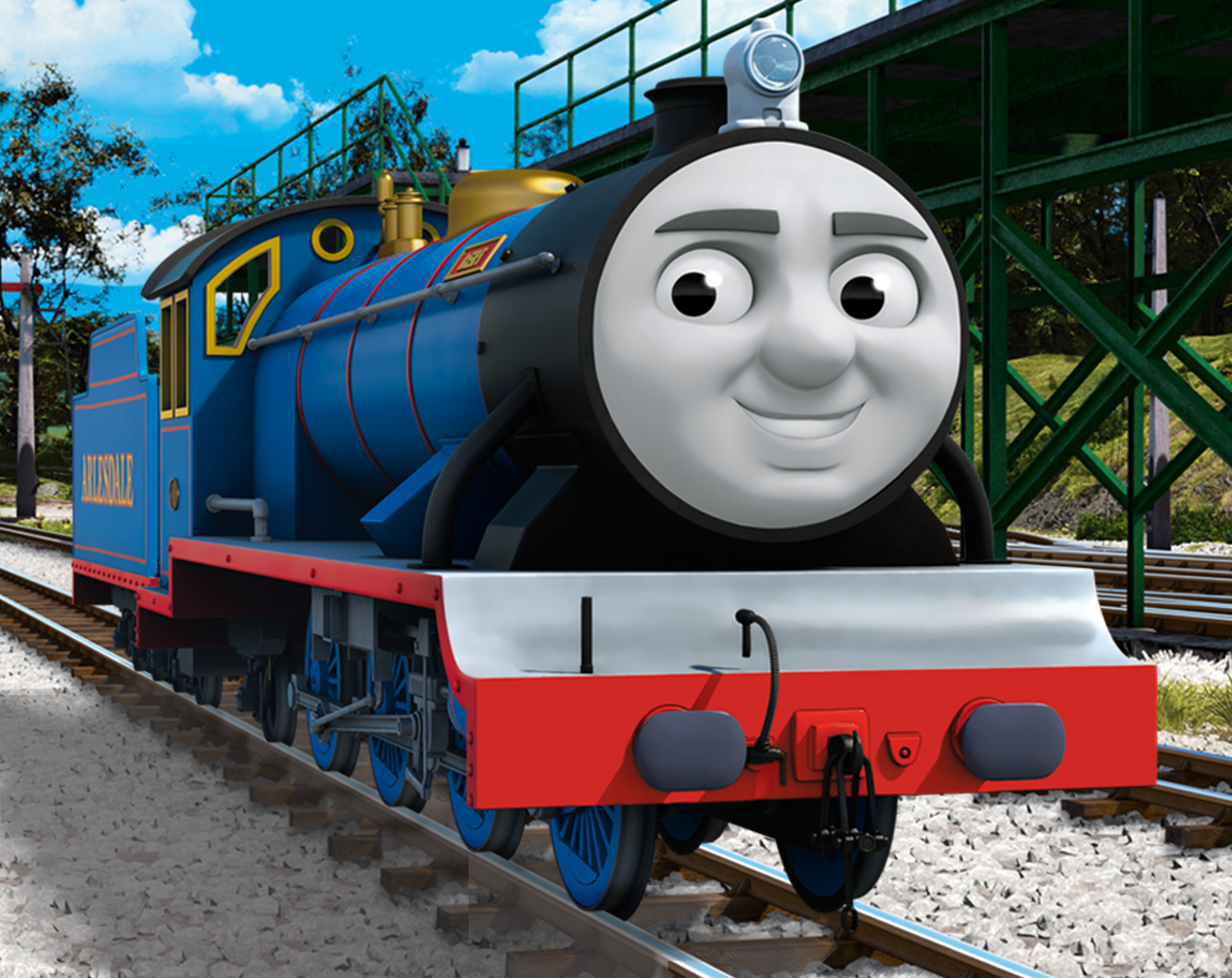 arlesdale railway thomas the tank engine wikia fandom