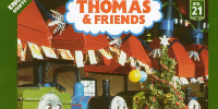 Thomas and the Missing Christmas Tree and Other Thomas Adventures