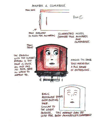 File:Annie and Clarabel CGI Face Sketch Design.jpg