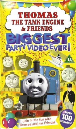 BiggestPartyVideoEver!VHS