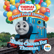 Peep!Peep!Hurray!ThreeCheersforThomasAustraliandigitaldownload