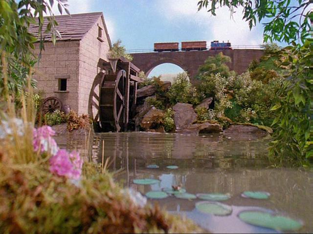 TV版第3シーズンの水車