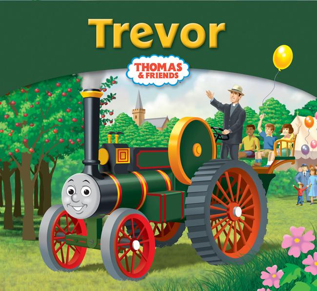 Trevor Story Library Book Thomas The Tank Engine Wikia