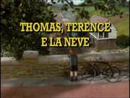 Thomas,TerenceandtheSnowItalianTitleCard