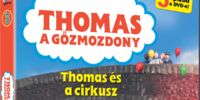 Thomas the Tank Engine 3 - Thomas and the Circus