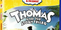 Thomas and the Storyteller (Thai DVD)