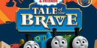Tale of the Brave: Sticker Activity Book