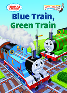 BlueTrain,GreenTrain