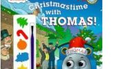 Christmastime with Thomas!